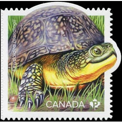 canada stamp 3179b blanding s turtle 2019