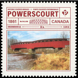 canada stamp 3182i powerscourt 2019