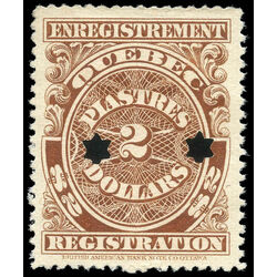 canada revenue stamp qr29 registration 2 1912 cf450343 c1a9 4359 ae4c fedf15c34a45