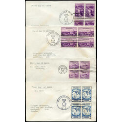 12 united states first day covers 1934 1935