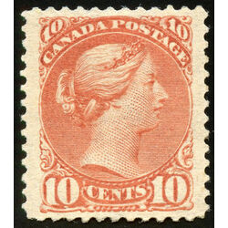 canada stamp 45 queen victoria 10 1897 m vf 011