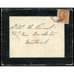 canada mourning cover jul 20 1896