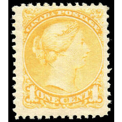 canada stamp 35 queen victoria 1 1870 m vfnh 012