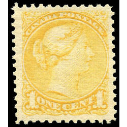 canada stamp 35 queen victoria 1 1870 m xf 013