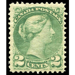 canada stamp 36 queen victoria 2 1872 m vfnh 011