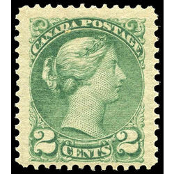 canada stamp 36 queen victoria 2 1872 m vfnh 012