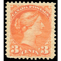 canada stamp 41 queen victoria 3 1888 m vfnh 013