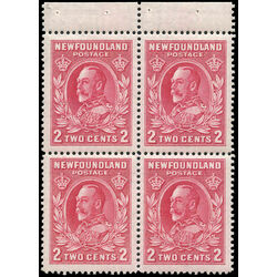 newfoundland stamp 185b king george v 1932