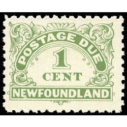 newfoundland stamp j1a postage due stamps 1 1939