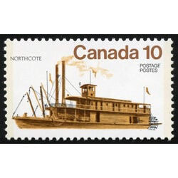 canada stamp 700iv northcote 10 1976