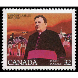 canada stamp 998 antoine labelle 32 1983