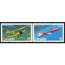 canada stamp 904a canadian aircraft 1981