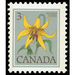 canada stamp 708 canada lily 3 1977