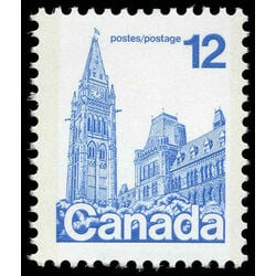 canada stamp 714 houses of parliament 12 1977
