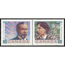 canada stamp 1244a canadian poets 1989