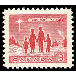 canada stamp 434p star of bethlehem 3 1964