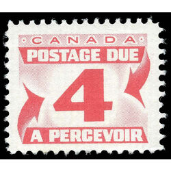 canada stamp j postage due j24i centennial postage dues first issue 4 1967