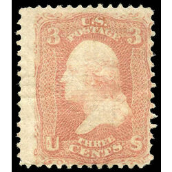 us stamp postage issues 94 washington 3 1867