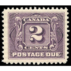 canada stamp j postage due j2c first postage due issue 2 1928
