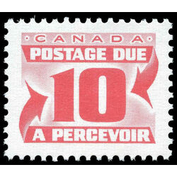 canada stamp j postage due j35aiii centennial postage dues fourth issue 10 1977