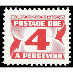 canada stamp j postage due j31a centennial postage dues fourth issue 4 1977
