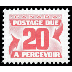 canada stamp j postage due j38 centennial postage dues fourth issue 20 1977