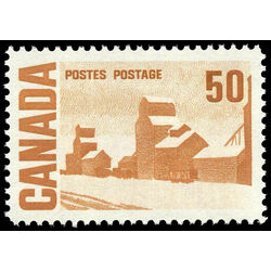 canada stamp 465ai summer s stores by john ensor 50 1967