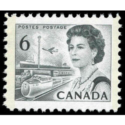 canada stamp 460fp i queen elizabeth ii transportation 6 1972