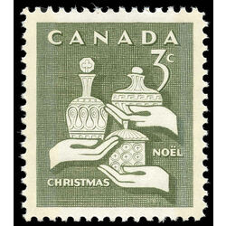 canada stamp 443p gifts from the wise men 3 1965
