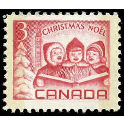 canada stamp 476p children carolling 3 1967