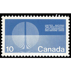 canada stamp 513p energy unification 10 1970