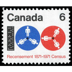 canada stamp 542 computer tape and reels 6 1971