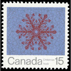 canada stamp 557 snowflake 15 1971