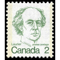 canada stamp 587i sir wilfrid laurier 2 1973