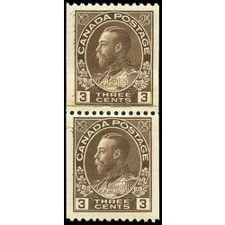 canada stamp 134i king george v 1921