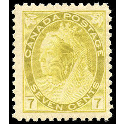 canada stamp 81 queen victoria 7 1902 m vfnh 012