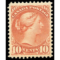 canada stamp 45 queen victoria 10 1897 m vf 021