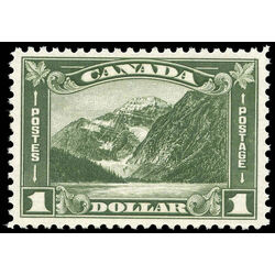 canada stamp 177 mount edith cavell ab 1 1930 m vfnh 016
