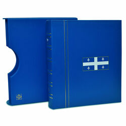 classic grande luxury binder set with 3 d ring mechanism QUEBEC