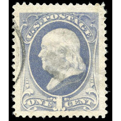 us stamp postage issues 206 franklin 1 1881 u 001