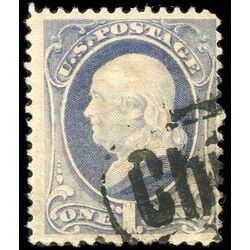 us stamp postage issues 206 franklin 1 1881 u 002