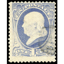us stamp postage issues 206 franklin 1 1881 u 003