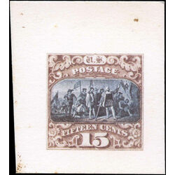 us stamp postage issues 129p4 columbus 15 1875