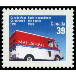 canada stamp 1273 cpc van facing right 39 1990
