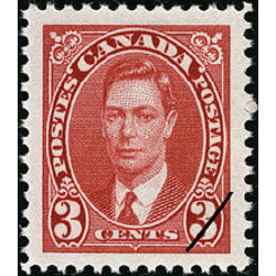 canada stamp official o o240 king george vi 3 1937