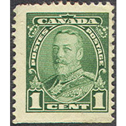 canada stamp 217as king george v 1 1935