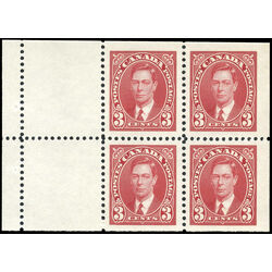 canada stamp 233a king george vi 1937