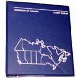 extra binder for dominion canada stamp album