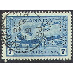 canada stamp o official oc8 british commonwealth air training plan 7 1928