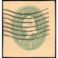 us stamp u postal stationery u320 washington 2 1887
